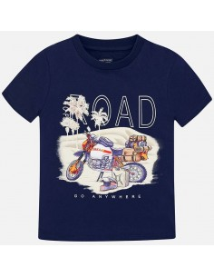 Koszulka k/r road
