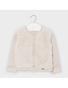 Sweterek trykot