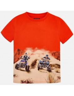 Koszulka k/r quad