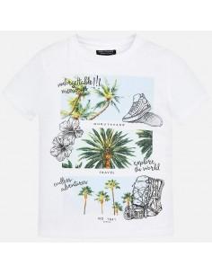 Koszulka k/r palmy