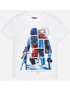 Koszulka k/r nurek