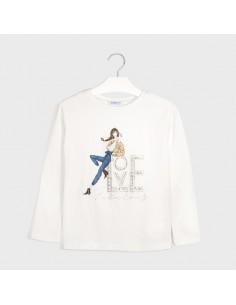 Koszulka d/r love