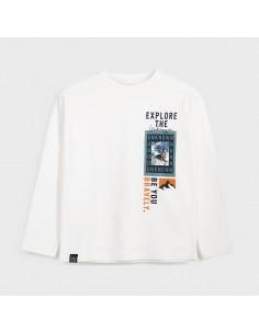 Koszulka d/r explore