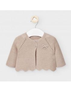 Sweter rozpinany długi