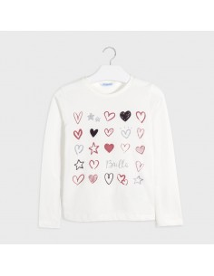 Koszulka d/r serca
