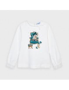 Koszulka d/r piesek