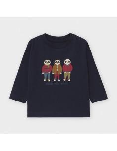 Koszulka d/r pandy