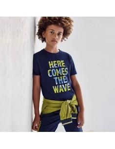 Koszulka k/r wave
