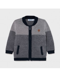 Bluza trykot paski