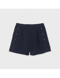 Krótkie spodnie guziki