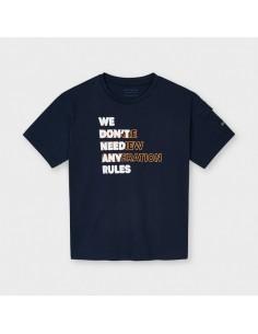 Koszulka k/r kieszonka rękaw