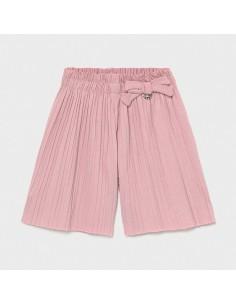 Spodnie plisowane kuloty