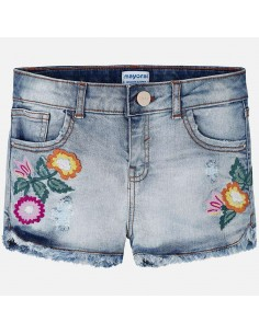Szorty jeansowe fantazja