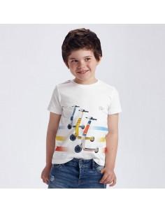 Koszulka k/r hulajnogi