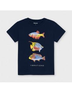 Koszulka k/r ryby