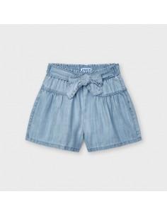 Krótkie spodnie jeans
