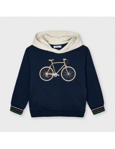 Bluza z kapturem bicycle
