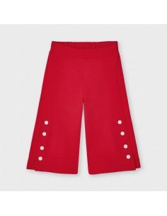 Spodnie kuloty guziki