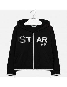 Bluza z kapturem star