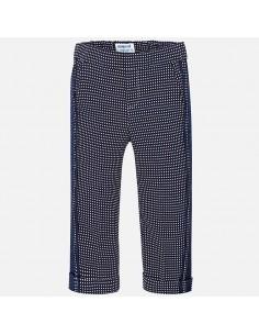 Spodnie jogger z paskami
