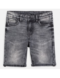 Bermudy soft denim