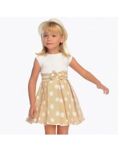Sukienka łączona