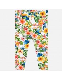 Spodnie długie z nadrukiem