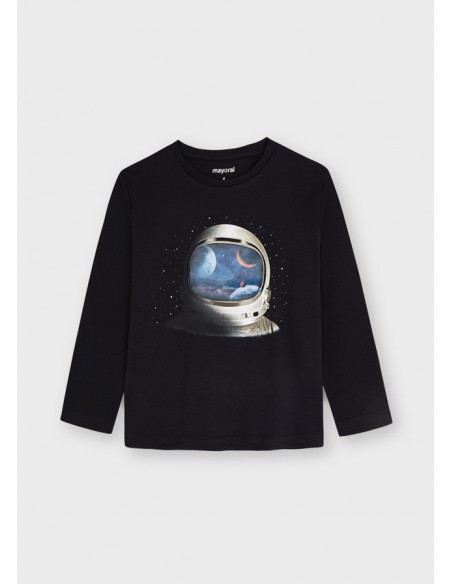 Koszulka d/r kosmos