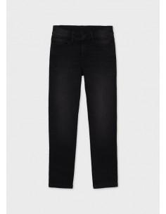 Spodnie jeans slim fit basic