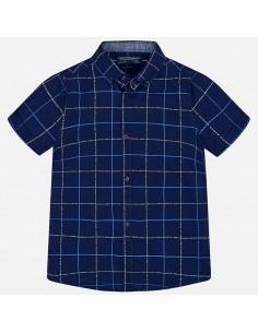 Koszula k/r z nadrukiem