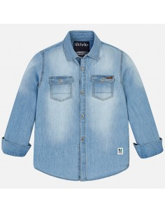 Koszula d/r jeans wzory