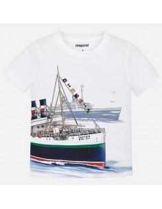 Koszulka k/r captain