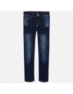 Spodnie jeans regular fit