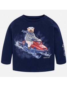 Koszulka d/r /winter race/