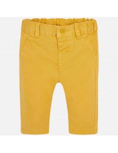 Spodnie typu chino serża