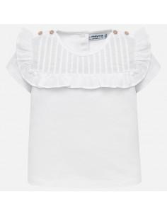 Koszulka k/r z zakładkami