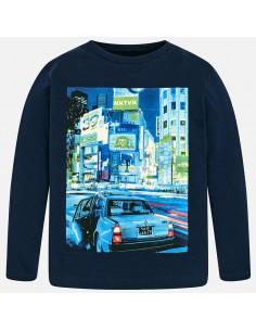 Koszulka d/r /oriental city/