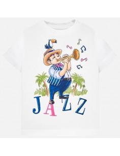 Koszulka k/r jazz