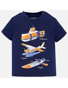 Koszulka k/r sporty