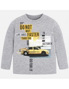 Koszulka d/r taxi