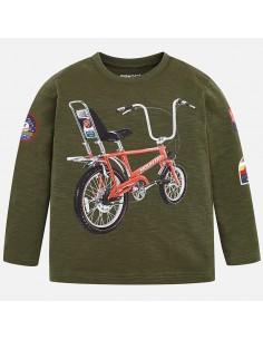 Koszulka d/r bici