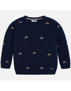 Sweterek haftowany