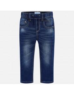 Spodnie soft denim jogger