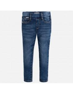 Leginsy jeans basic