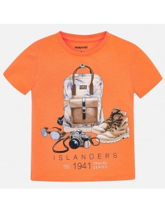Koszulka k/r plecak