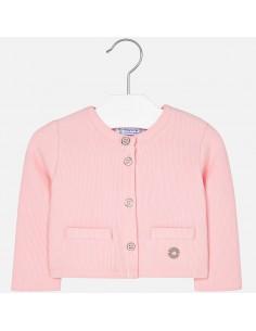 Sweterek rozp.dzianina elasta