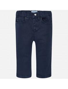 Spodnie serża z kieszeniami