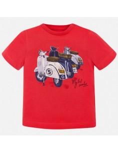 Koszulka k/r motocykle