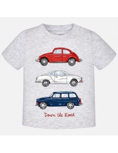 Koszulka k/r /cars/