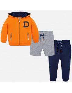 Dres 2 pary spodni